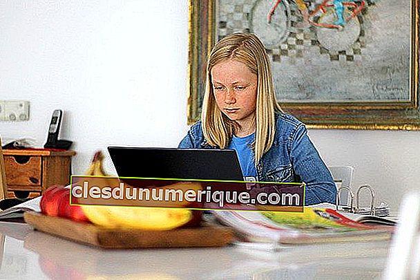 Aplicación escolar en línea, solución sencilla para las actividades de aprendizaje de los niños