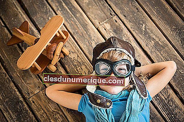 Avez-vous des aspirations depuis l'enfance, importantes ou non?
