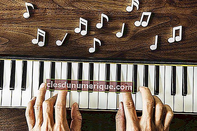Éléments musicaux dans le chant, qu'y a-t-il?