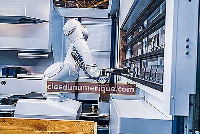 Découvrons-le, qu'est-ce que la révolution industrielle 4.0?