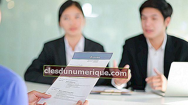 Conozca los tipos de cartas de solicitud de empleo