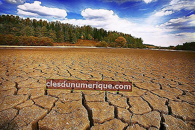 El cambio climático y sus causas