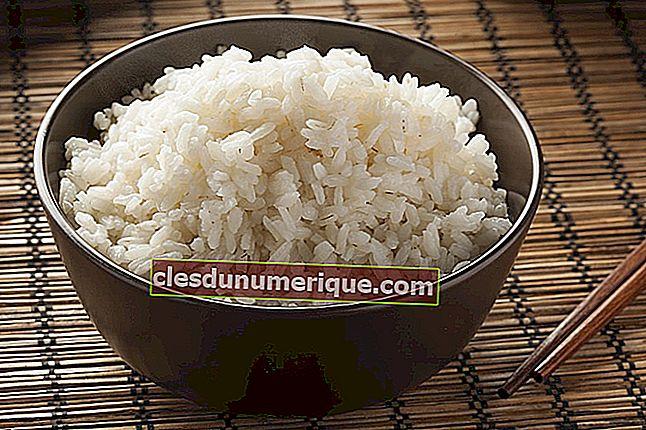 ¿Por qué el arroz es nuestro alimento básico?