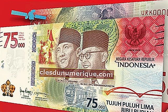 5 faits uniques derrière la nouvelle facture de 75000 Rp
