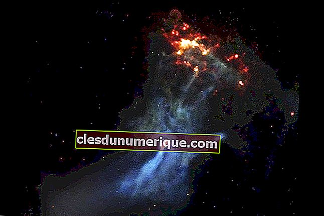 5 lugares mais assustadores do universo