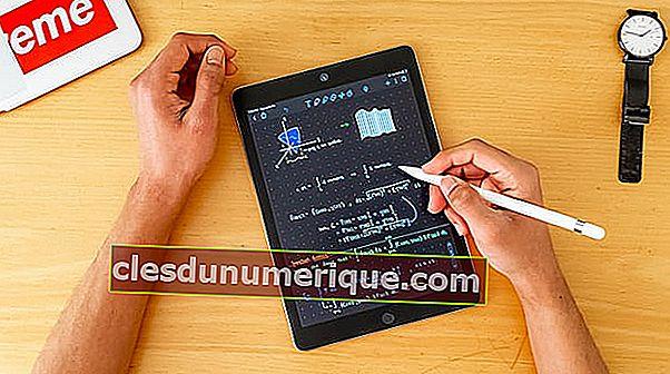 Colección de fórmulas matemáticas que puedes aprender
