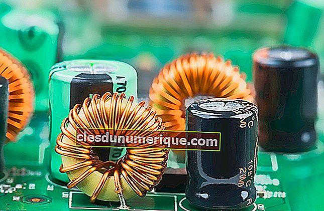Définition et exemples d'induction électromagnétique