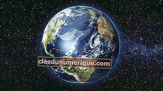 Compreendendo a forma do mundo terrestre