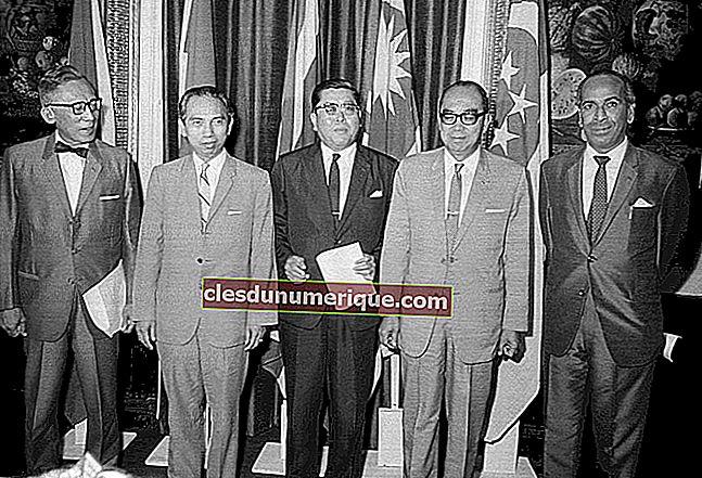 ASEAN'ın Kurucularını Tanıyalım