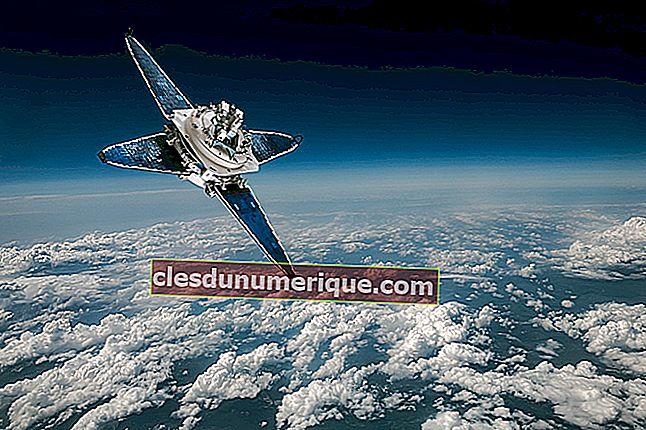Yapay Uydu Türleri Nelerdir?