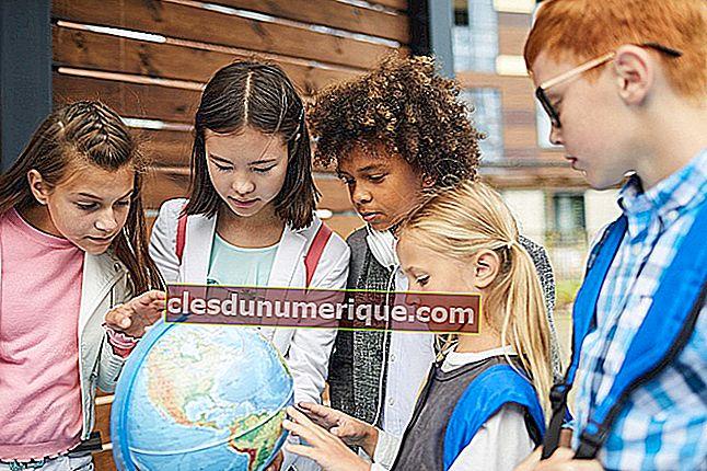Objets et aspects géographiques que vous devez connaître