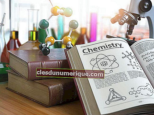 Connaître les 5 lois fondamentales de la chimie, qu'y a-t-il?