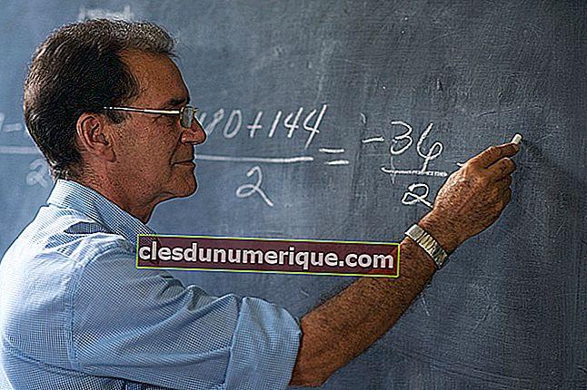 Types de fractions et exemples