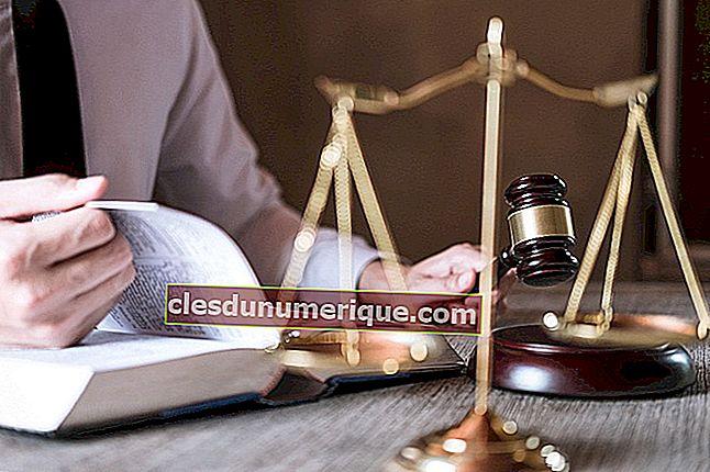 Definición de ley y sus elementos