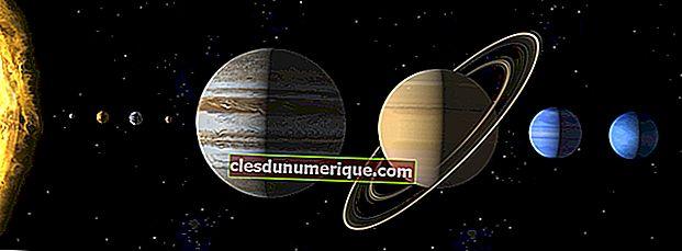 6 Hypothèse populaire sur le système solaire, laquelle est la plus appropriée?