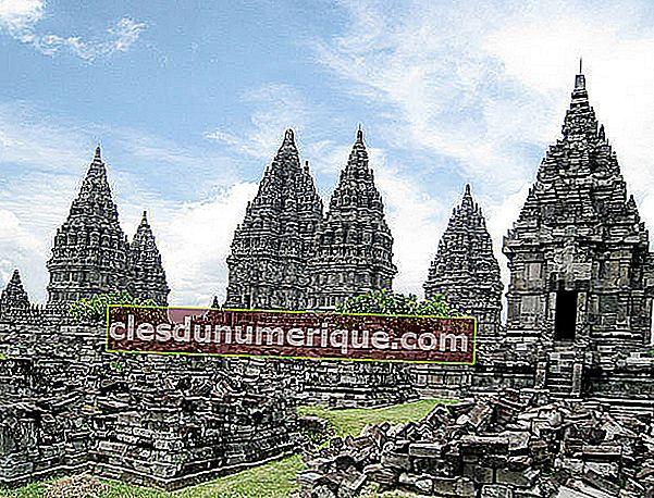 Reinos marítimos en el mundo (hindú-budista)